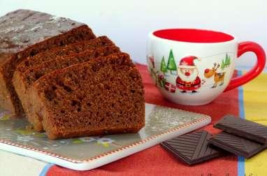 Cake au chocolat allégé à l'ingrédient mystère