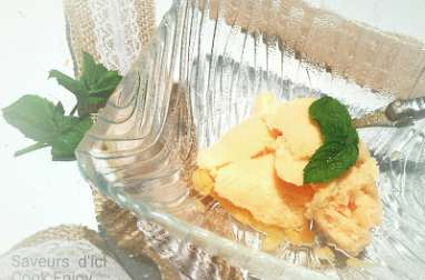 Sorbet Melon Menthe