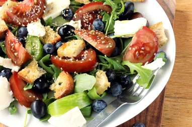 Salade d'été antioxydante