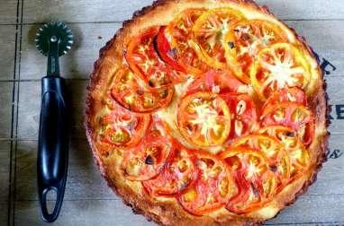 Tarte aux tomates d'Ottolenghi