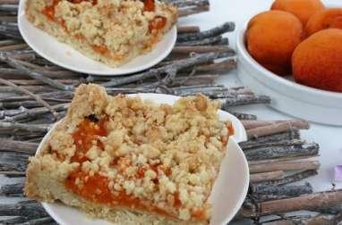 Crumb-cake abricots