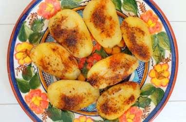 Pommes de terre aux épices à plancha