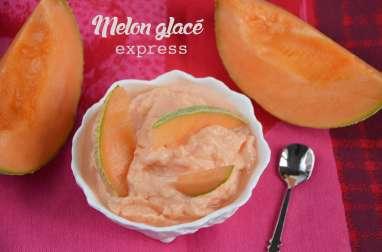 Melon glacé express