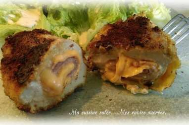 The cordon bleu