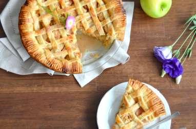 La vraie « American Apple Pie »