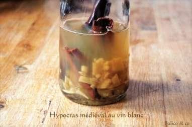 Hypocras au vin blanc