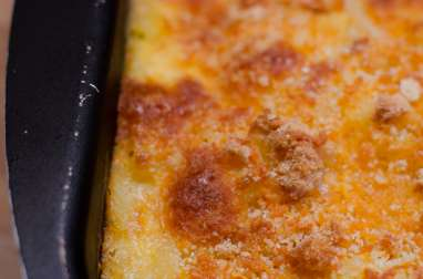 Macaronis cheese au cheddar
