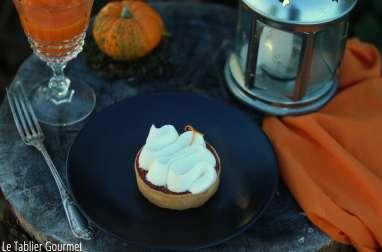 Pumpkin pie aux épices et clémentine