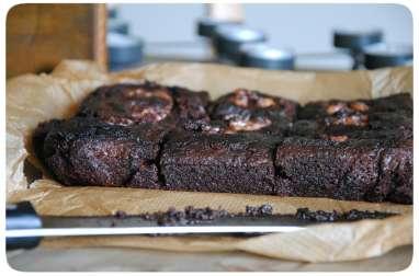 Brownie classique aux noix