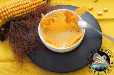 Soupe de maïs express avec Magimix