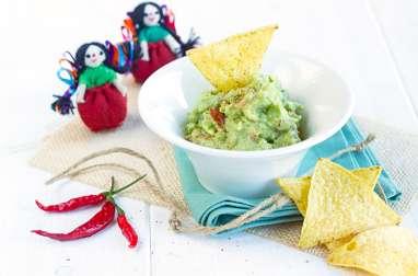 Le guacamole de Paille