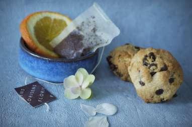 Bredele rochers aux fruits secs et pépites de chocolat noir