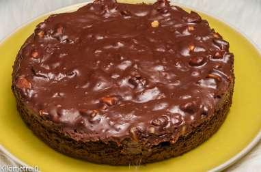 Obsession chocolat, caramel et noix