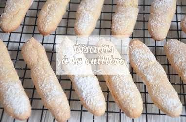 Comment faire ses biscuits à la cuillère