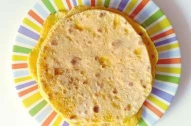 Tortillas au maïs