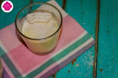 Lemon Posset - crème au citron