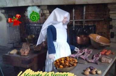 Fricassée de fressure à la Bourguignonne