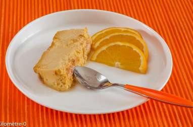 Flan orange