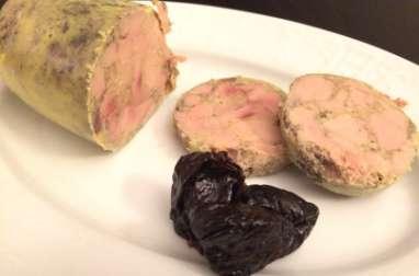 Foie gras de canard en toute simplicité