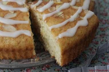 Gâteau amande sans beurre