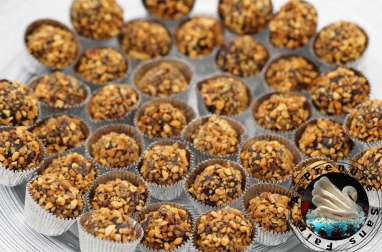 Brigadeiro truffes brésiliennes au chocolat