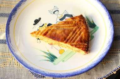 Galette des rois bretonne au caramel au beurre salé et au whisky