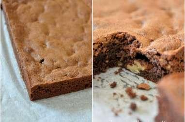 Brownie sarrasin et noix