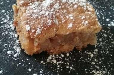 Szarlotka gâteau polonais aux pommes