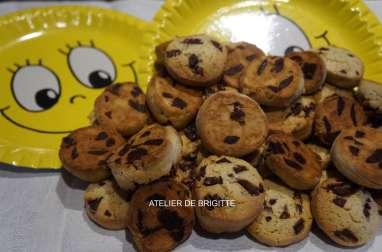 """Cookies """"de la mort qui tue"""" recette C.Michalak"""