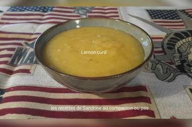 Lemon curd recette facile