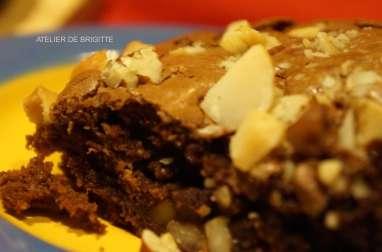 Brownie aux Noix du Monde