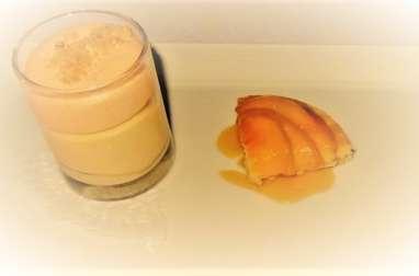 Crème dessert aux dattes, noix et amandes