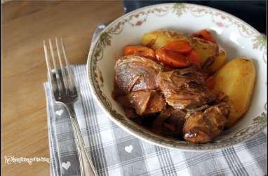 Boeuf carottes au multi cuiseur