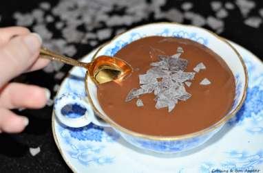 Crème chocolat sans lait et sans oeufs