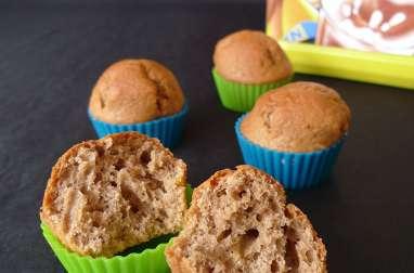 Muffins au Nesquik et à la farine d'épeautre