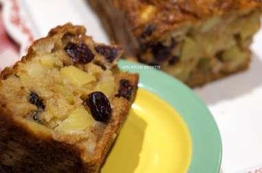 Cake Norvégien aux pommes