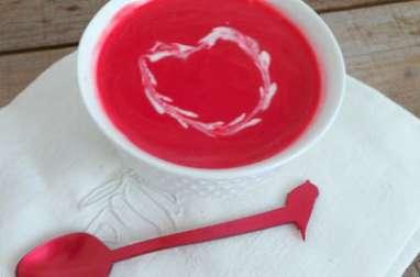 Soupe betteraves - panais