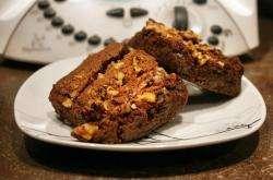 Brownie aux noisettes