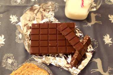Chocolat crunch