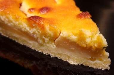 Recette de tarte aux poires et amandes
