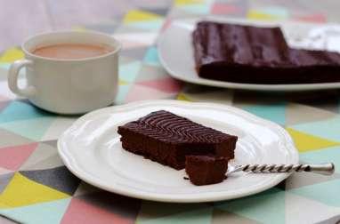 Le gâteau au chocolat et mascarpone de Cyril Lignac