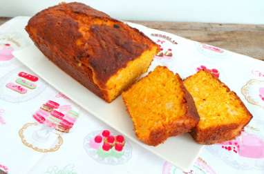 Cake orange et carottes