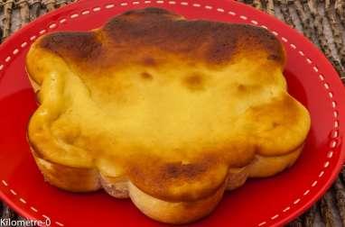 Gâteau aux pommes, amandes et ricotta