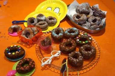 Beignets Donuts comme ceux de Homer