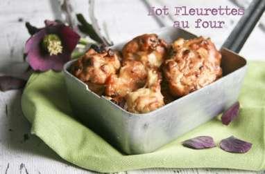 Hot fleurettes de chou fleur
