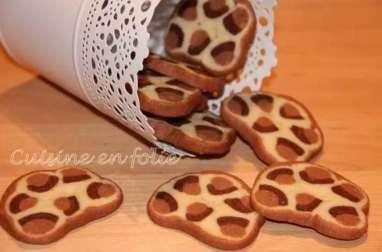 Sablés léopard