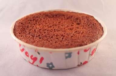 Le moelleux au chocolat de ma Maman