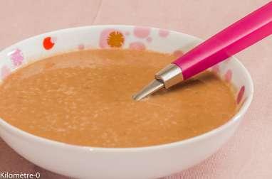 Soupe de châtaignes