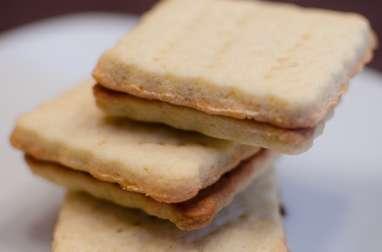 Biscuits au Nutella façon BN