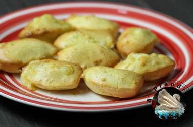 Madeleines camembert